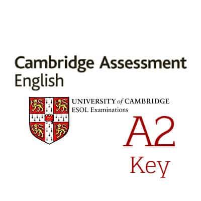 A2 Key KET