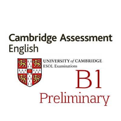 B1 Preliminary PET