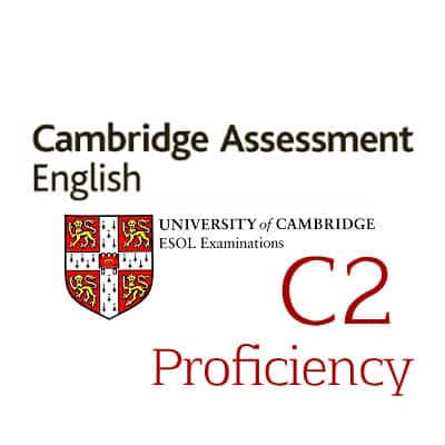 C2 Proficiency CPE