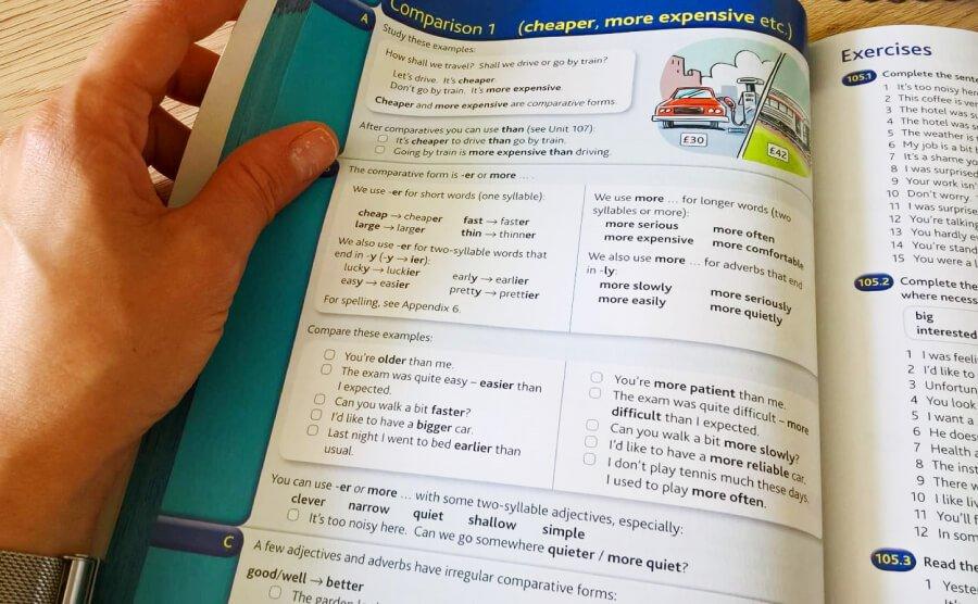 English Grammar in Use - Raymond Murphy - podręcznik do