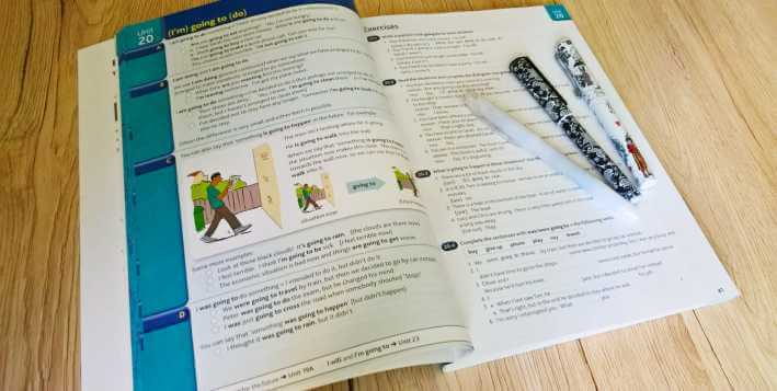 English Grammar in Use Raymond Murphy książka podręcznik